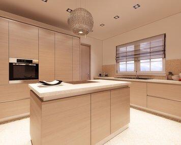 Online design Modern Kitchen by Mladen C thumbnail