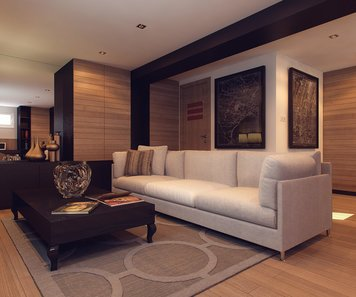 Online design Country/Cottage Living Room by Mladen C thumbnail
