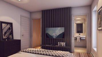Online design Modern Bedroom by Mladen C thumbnail