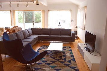 Online design Transitional Living Room by Tarah Y. thumbnail