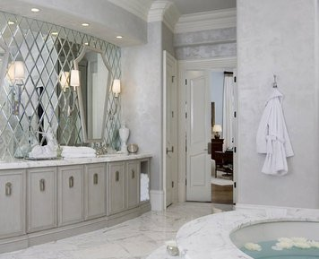 Online design Transitional Bathroom by Laura S.  thumbnail