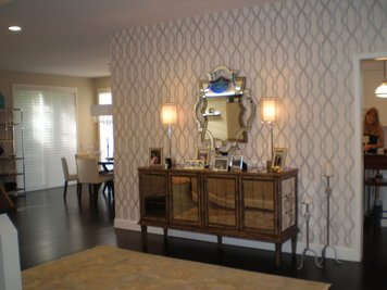 Online design Transitional Hallway/Entry by Laura S.  thumbnail