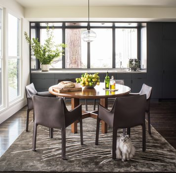 Online design Transitional Dining Room by Tiara M. thumbnail