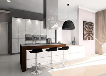 Online design Kitchen by Nor Aina B. thumbnail