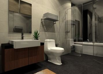 Online design Bathroom by Nor Aina B. thumbnail
