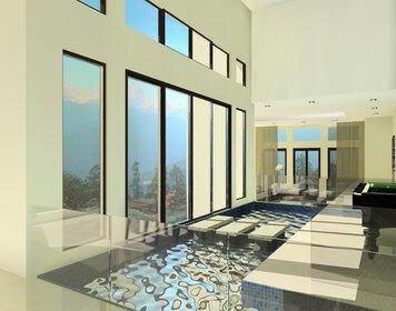 Online design Modern Hallway/Entry by Noraina Aina M. thumbnail