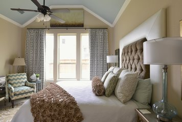 Online design Transitional Bedroom by Megan K. thumbnail