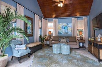 Online design Beach Living Room by Megan K. thumbnail