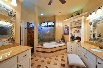 Online design Traditional Bathroom by Megan K. thumbnail