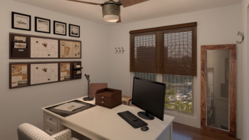 Online design Traditional Home/Small Office by Alberthe B. thumbnail