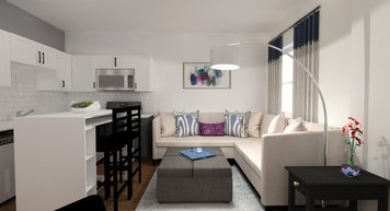 Online design Contemporary Living Room by MayKan C. thumbnail