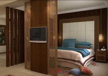 Online design Contemporary Bedroom by Nour M. thumbnail