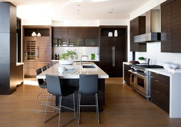 Online design Contemporary Kitchen by Riddhi M. thumbnail