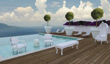 Online design Modern Living Room by Jereme S. thumbnail