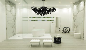 Online design Modern Bathroom by Jereme S. thumbnail