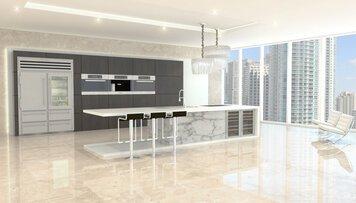 Online design Modern Kitchen by Jereme S. thumbnail