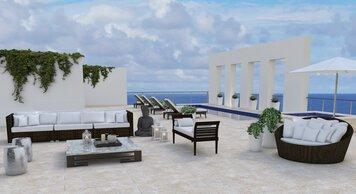 Online design Transitional Living Room by Jereme S. thumbnail