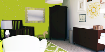 Online design Eclectic Kids Room by Addie F. thumbnail