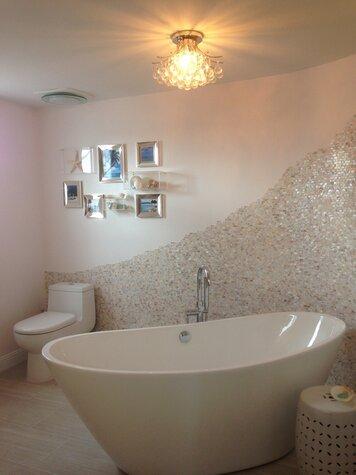 Online design Beach Bathroom by Nika R. thumbnail