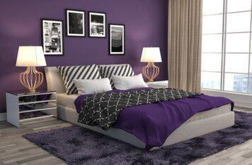 Online design Modern Bedroom by Nika R. thumbnail