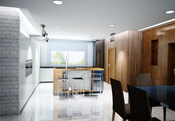 Online design Contemporary Kitchen by Raul N. thumbnail