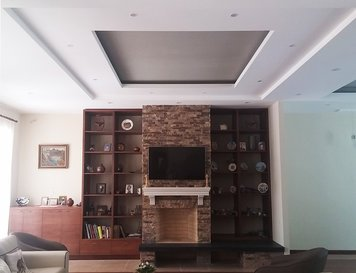 Online design Transitional Living Room by Natalie T. thumbnail