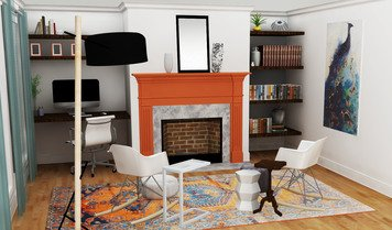 Online design Eclectic Home/Small Office by Tabitha M thumbnail