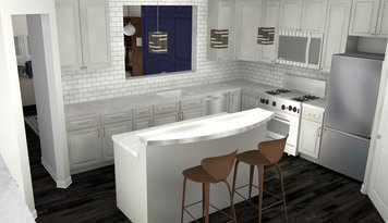 Online design Contemporary Kitchen by Tabitha M thumbnail