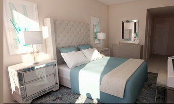 Online design Transitional Bedroom by Eleni P thumbnail