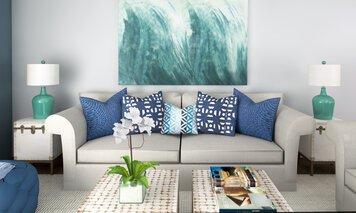 Online design Transitional Living Room by Eleni P thumbnail