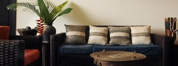 Online design Eclectic Living Room by Christine M. thumbnail
