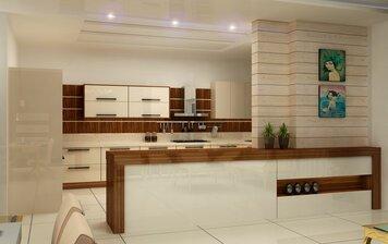 Online design Modern Kitchen by Sara T thumbnail