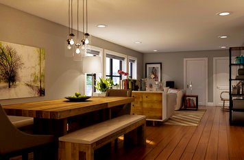Online design Eclectic Dining Room by Aldrin C. thumbnail