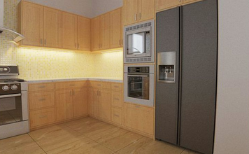 Online design Modern Kitchen by Quyne N thumbnail