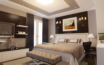 Online design Modern Bedroom by Quyne N thumbnail