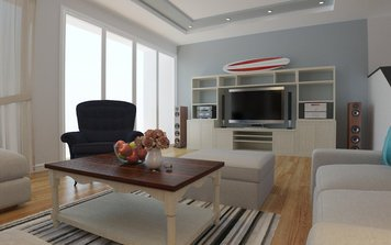 Online design Eclectic Living Room by Quyne N thumbnail