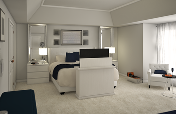 Online design Transitional Bedroom by Anna T thumbnail