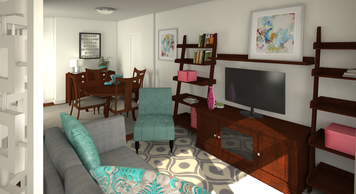 Online design Transitional Studio by Anna T thumbnail