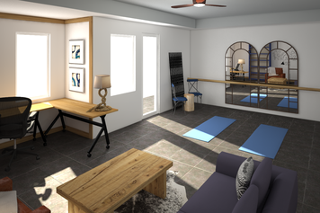 Online design Contemporary Home/Small Office by Anna T thumbnail