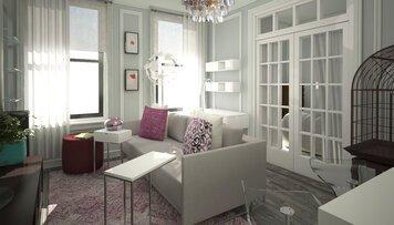 Online design Modern Living Room by Anna T thumbnail
