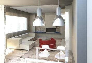 Online design Contemporary Living Room by Elisabetta R. thumbnail