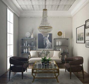 Online design Glamorous Living Room by Ibrahim H. thumbnail