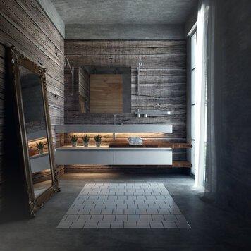 Online design Modern Bathroom by Ibrahim H. thumbnail