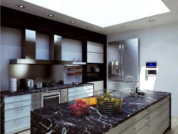 Online design Modern Kitchen by Andrew Z. thumbnail