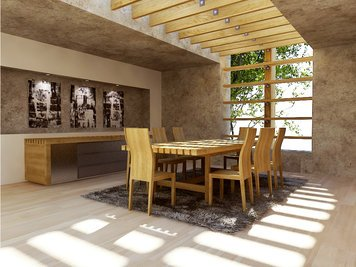Online design Country/Cottage Dining Room by Andrew Z. thumbnail