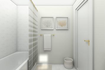 Online design Glamorous Bathroom by Picharat A.  thumbnail