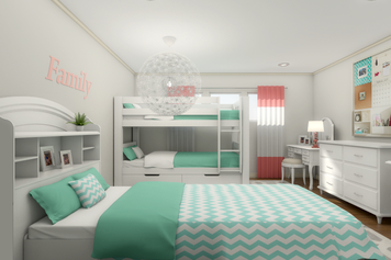Online design Transitional Bedroom by Picharat A.  thumbnail