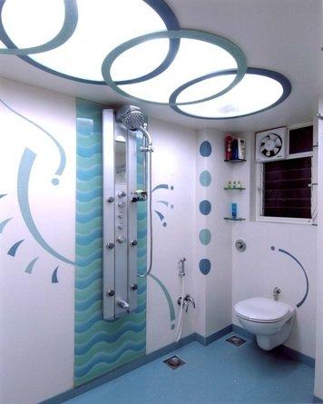 Online design Bathroom by Meghal S. thumbnail