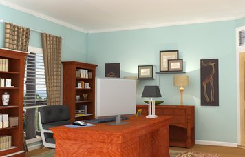 Online design Traditional Home/Small Office by Rebecca M thumbnail