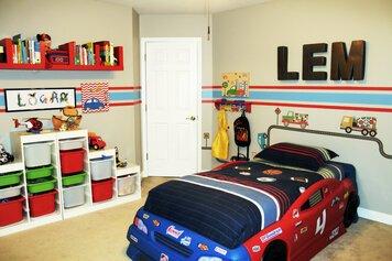 Online design Modern Kids Room by Rebecca M thumbnail
